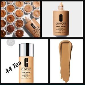 CLINIQUE even better makeup WN 44 Tea (mf)